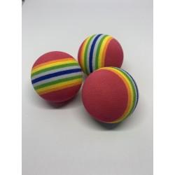Petite balle colorée